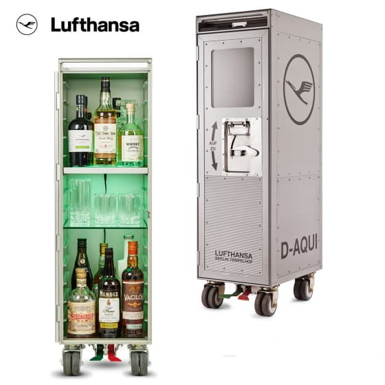 Lufthansa Ju-52_used | Bar Equipment